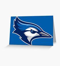 Rock Port Blue Jays Greeting Card