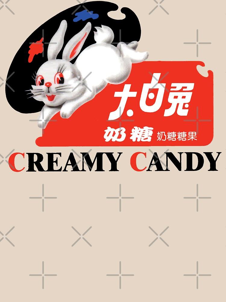 White Rabbit Creamy Candy von misterspotswood