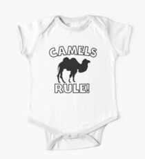 Camels Rule One Piece - Short Sleeve