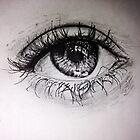 Realistic Eye by MadVonD