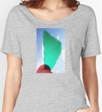 Sea Glass Women's Relaxed Fit T-Shirt