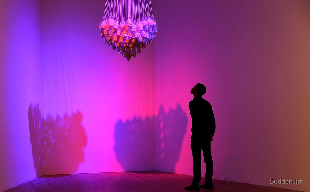 Go Towards The Light by SuddenJim