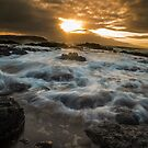 Sunrise At Cape Schanck by Shawn Giles