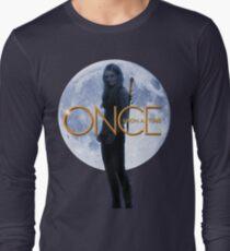 Emma Swan/The Savior - Once Upon a Time Long Sleeve T-Shirt