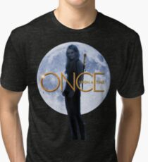 Emma Swan/The Savior - Once Upon a Time Tri-blend T-Shirt