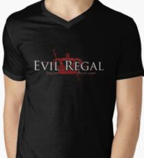 Evil Regal Men's V-Neck T-Shirt