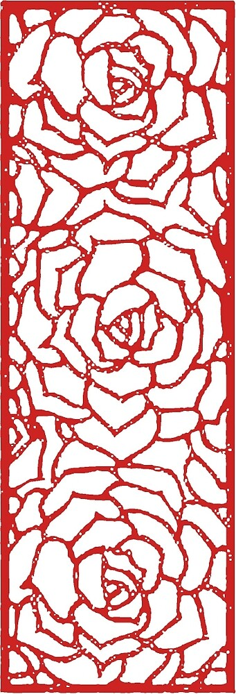 Rough Roses by Brammer