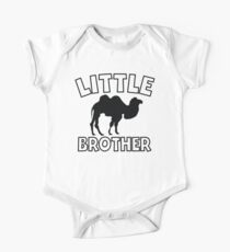 Little Brother Camel One Piece - Short Sleeve