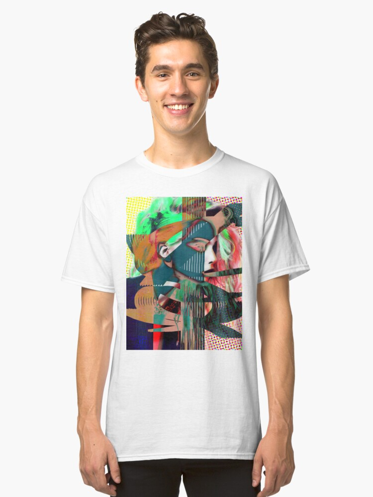 Tania Classic T-Shirt Front