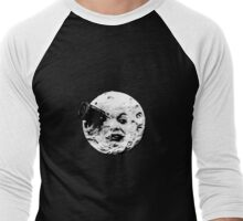 Man in the moon Men's Baseball ¾ T-Shirt