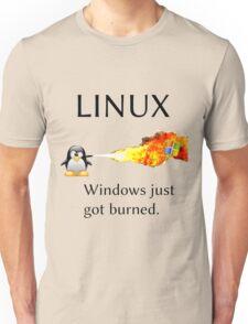 Windows Might Need Some Ice Unisex T-Shirt