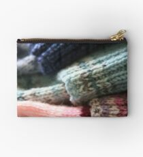 Handcrafted Studio Pouch