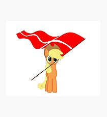 Apple Nations - Danish Bronies Photographic Print