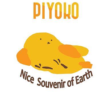 Piyoko by bishieboy