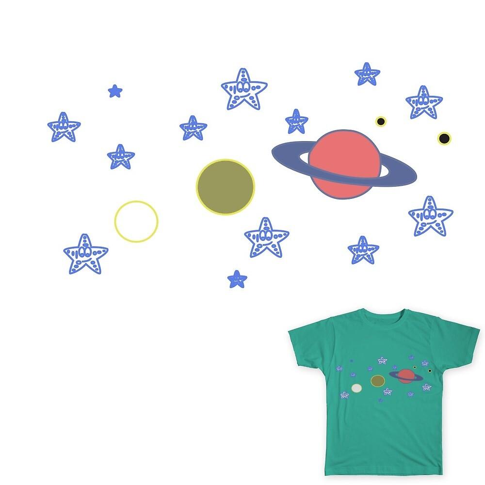 T-Shirt Design by Hassan El-Amin