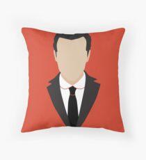 3 Jim Moriarty Throw Pillow