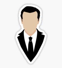 3 Jim Moriarty Sticker