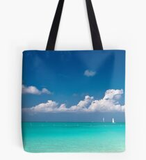 Grace Bay in Turks & Caicos Tote Bag