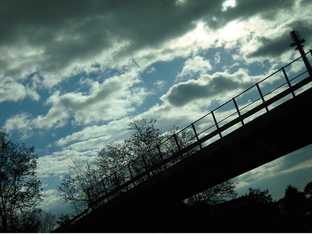 cloudy sky by amenij
