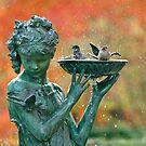 Autumn Bath by Ellen McKnight