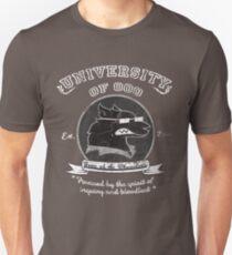 University of Ooo Unisex T-Shirt