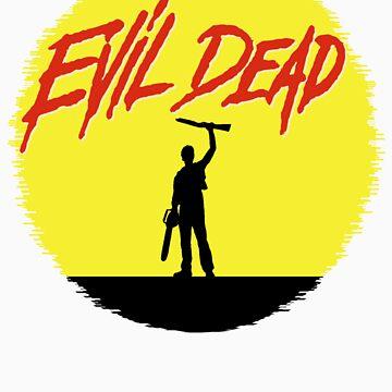 Evil Dead by JDNoodles
