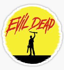 Evil Dead Sticker