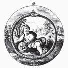Ancient Emblem #1 by Melanie  Dooley