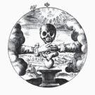 Emblem tee #4 by Melanie  Dooley