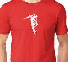Perseus (white on color) Unisex T-Shirt