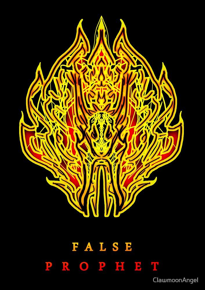 TPP: Flareon The False Prophet by ClawmoonAngel