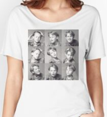 Young Leonardo DiCaprio Women's Relaxed Fit T-Shirt