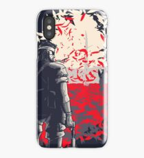 Big Boss (for dark backgrounds) iPhone Case