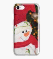 Frosty Christmas 1 iPhone Case/Skin