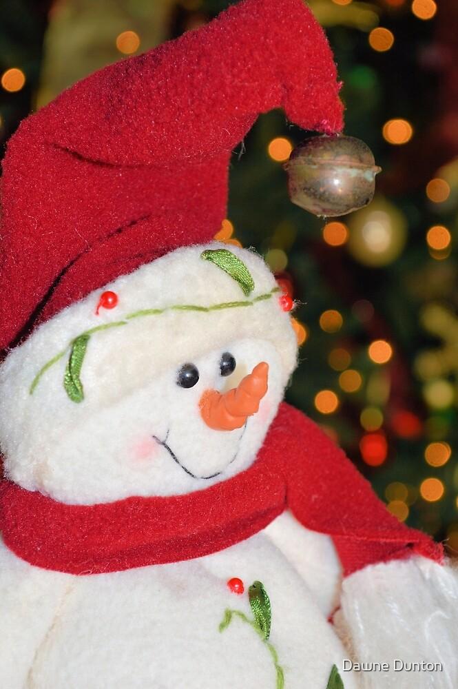 Frosty Christmas 1 by Dawne Dunton