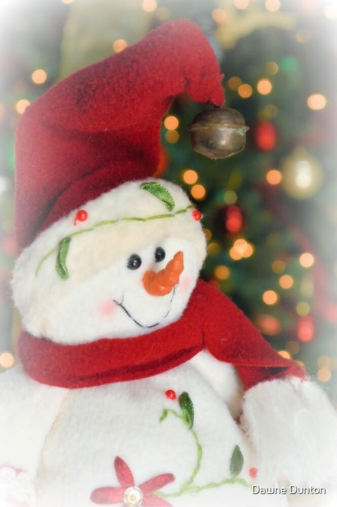 Frosty Christmas 2 by Dawne Dunton