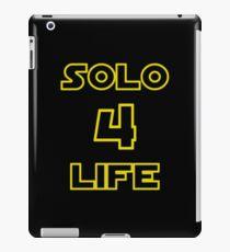 Solo 4 Life iPad Case/Skin