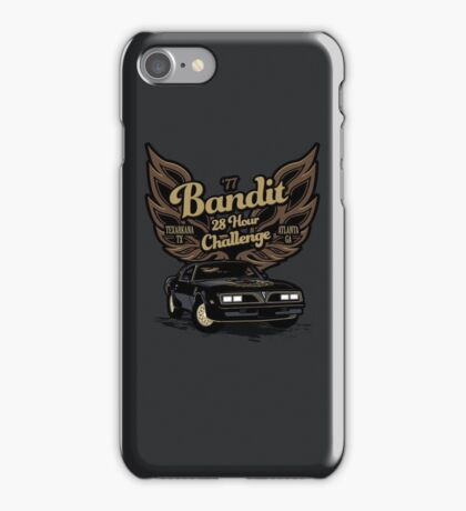 The Bandit iPhone Case/Skin