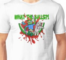 What The Balls!?! Unisex T-Shirt