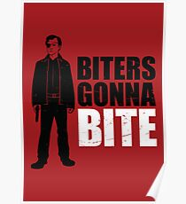 Biters Gonna Bite Poster