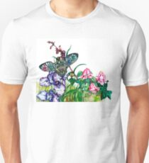 messenger moth of the twilight realm, known as Turlough Unisex T-Shirt