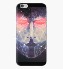 Geometric Face iPhone Case