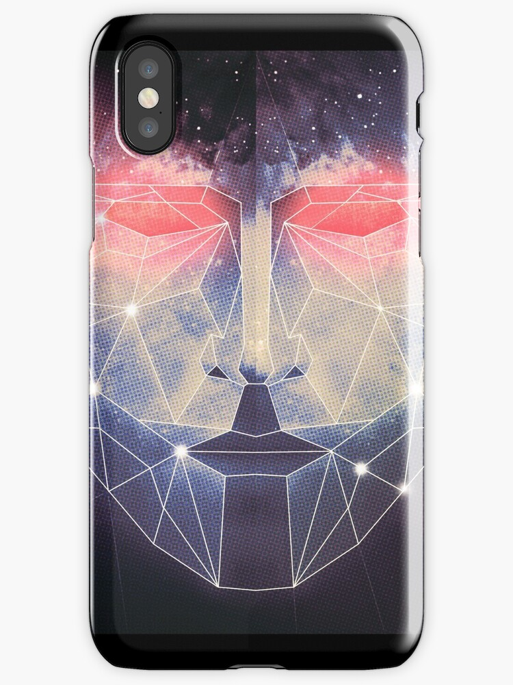 Geometric Face by Jeremy Chandra
