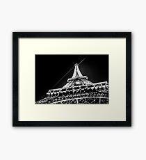 Eiffel Tower / Tour Eiffel Framed Print