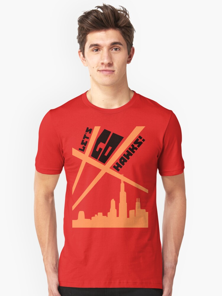 Searchlights  Unisex T-Shirt Front