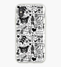 1D Tattoos 2015 iPhone Case