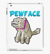 Vinilo o funda para iPad ¡Es Pewface!