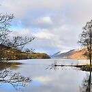 St Fillans,Loch Earn,Scotland by Jim Wilson