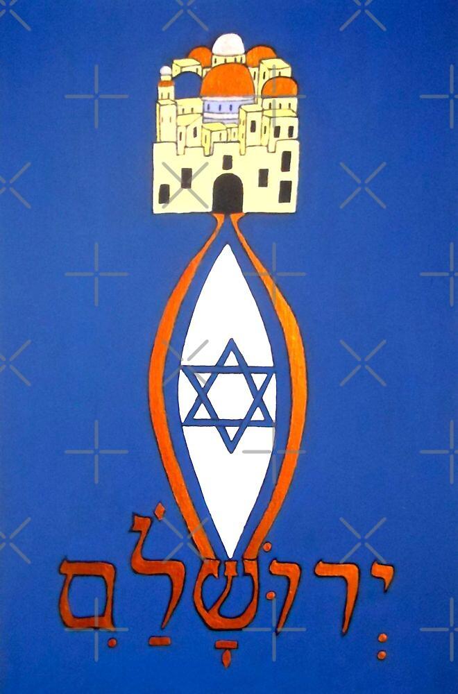 Jerusalem by Shulie1