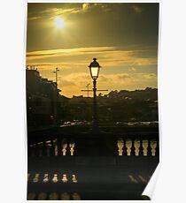 Cork bridge Poster